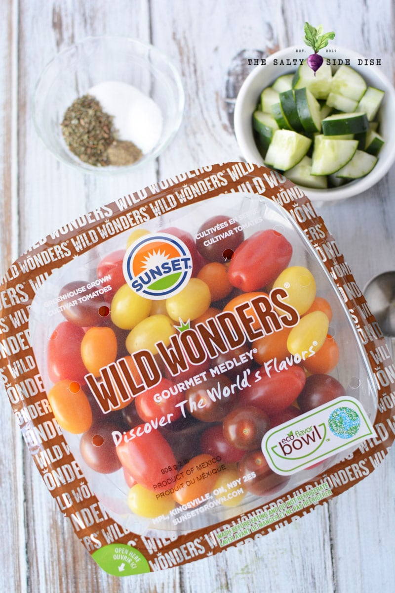 wild wonders tomatoes for homemade caprese pizza