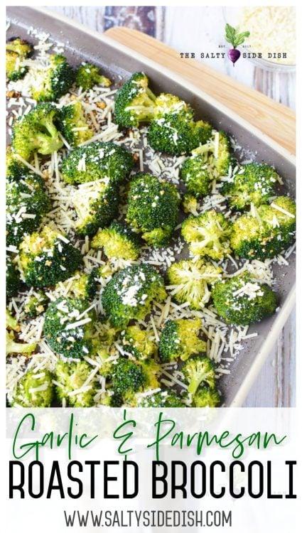 roasting broccoli recipe
