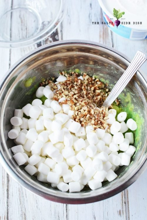 watergate salad ingredients for a watergate salad recipe