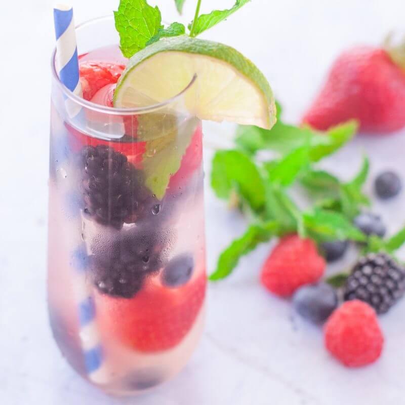 25 Refreshing Summer Drink Recipes