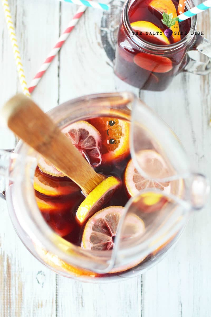 sangria recipes at home