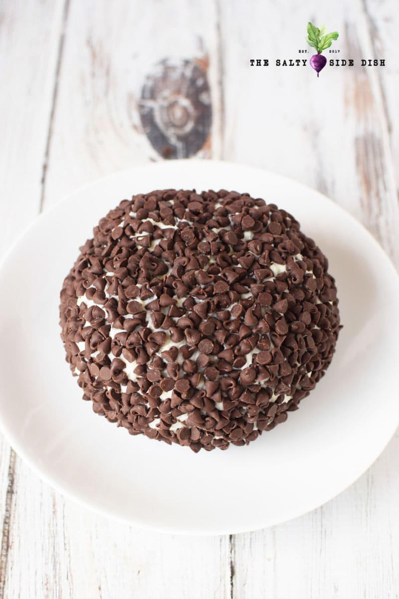 chocolate chip cream cheese ball recipe