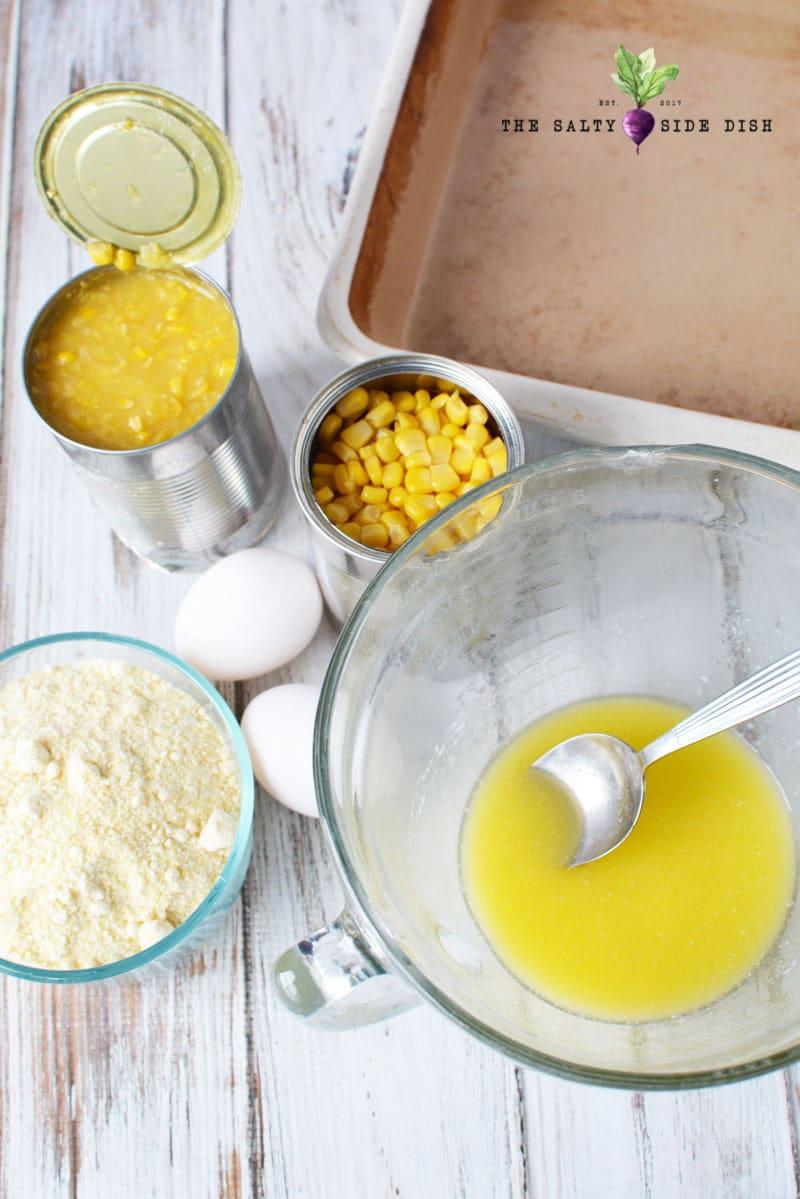 sweet corn casserole jiffy casserole