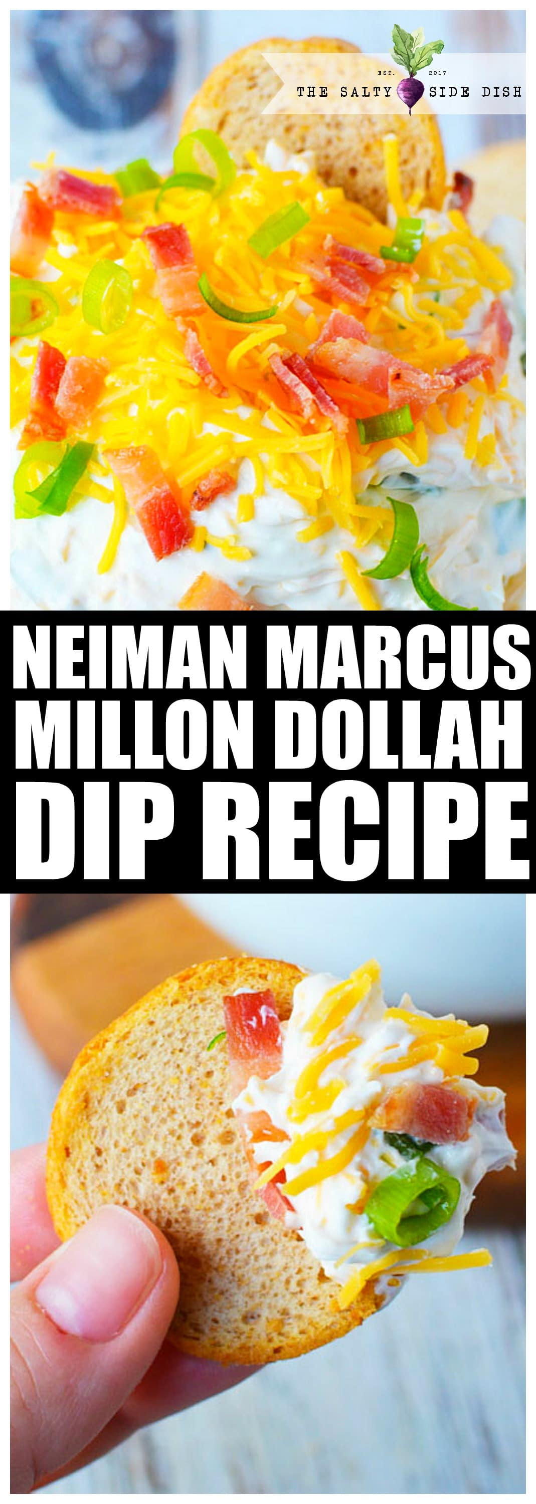 "Neiman Marcus Dip | ""Million Dollar Dip"" Recipe"