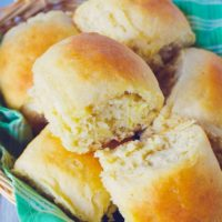 Easy Dinner Rolls | No Knead and Homemade