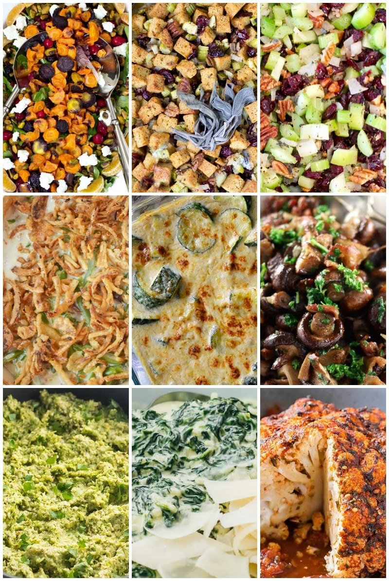 low carb side dishes