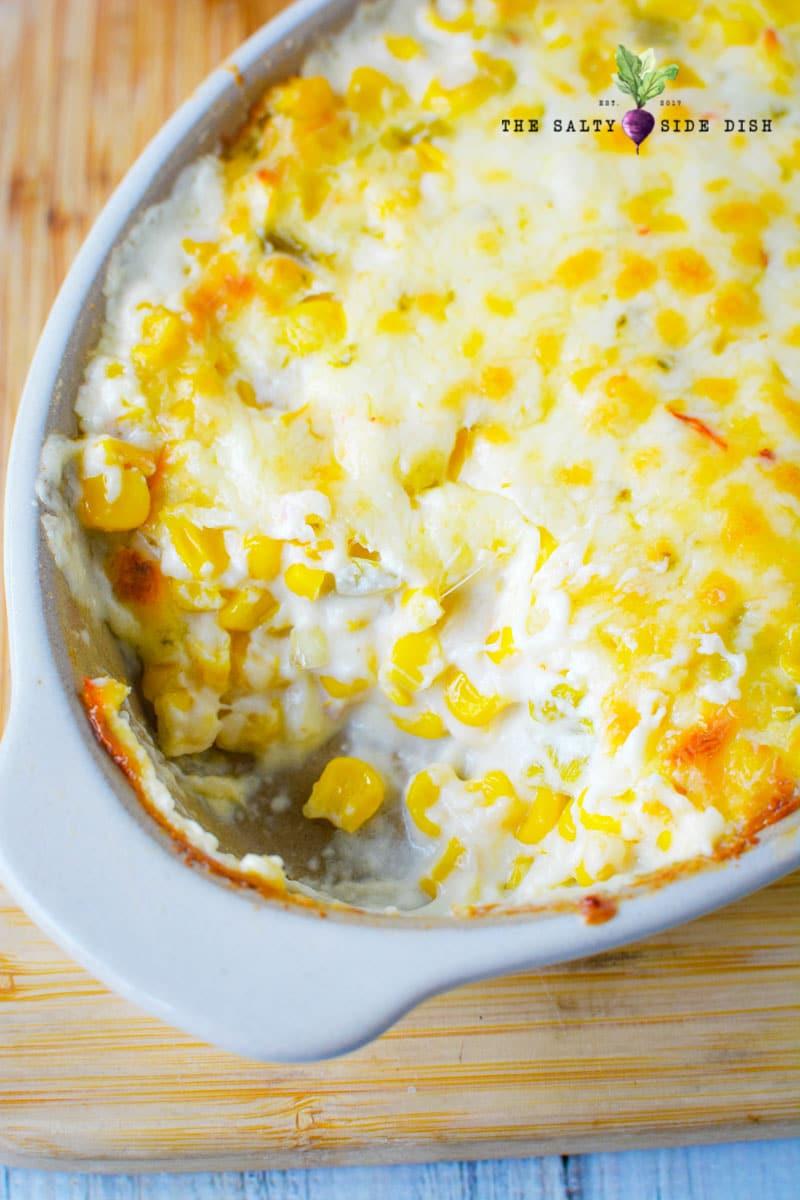corn dip with cream cheese