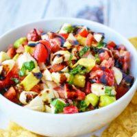 Caprese Salad Salsa