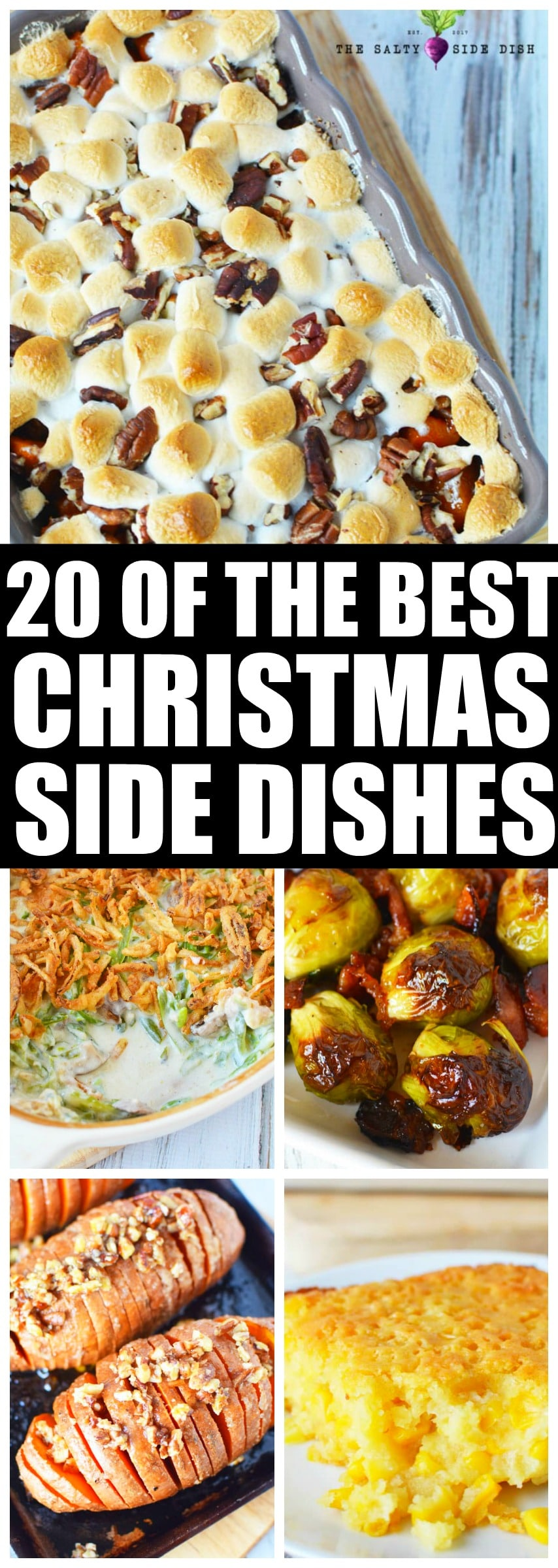 20 of the best christmas side dishes traditional christmas side dish recipes christmas - Best Christmas Side Dishes