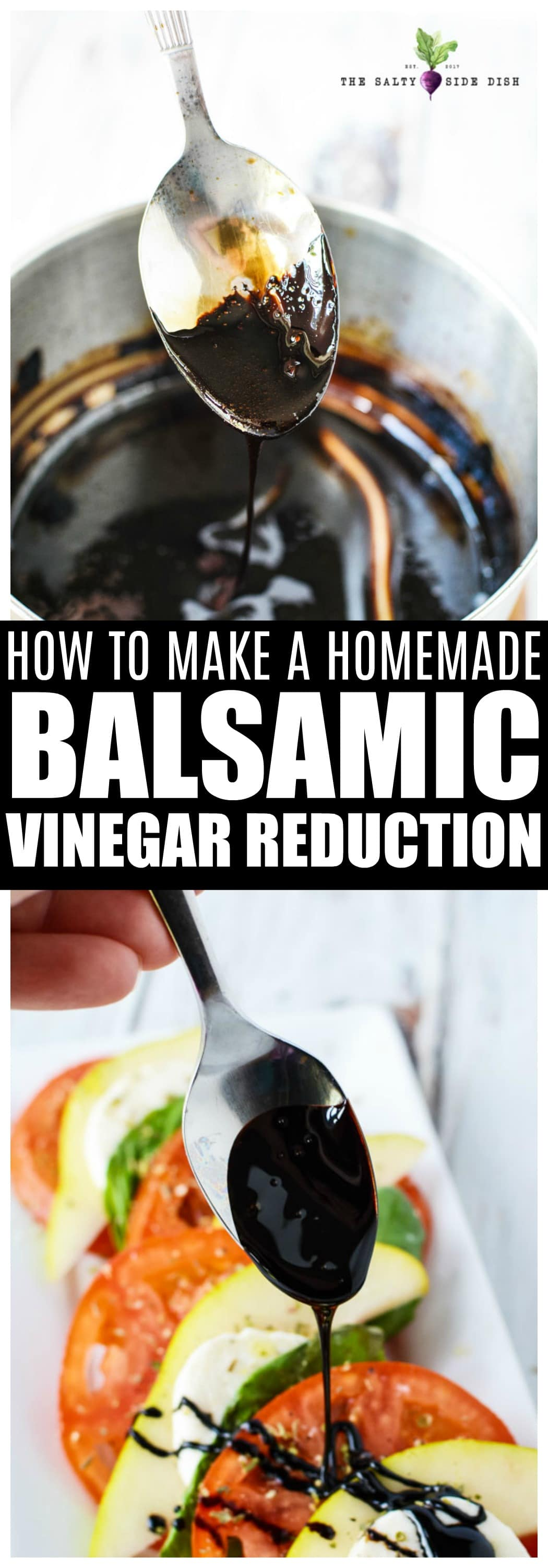 how to make balsamic vinegar reduction