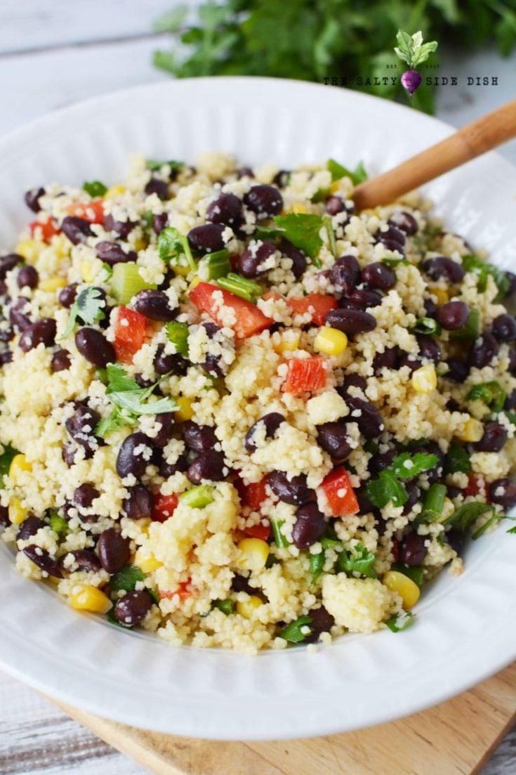 Southwest Couscous Salad