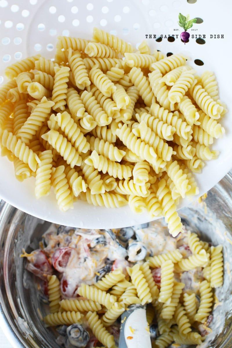 rontini spiral pasta