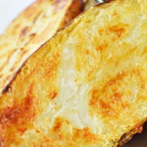 Oven Roasted Large Melting Potatoes