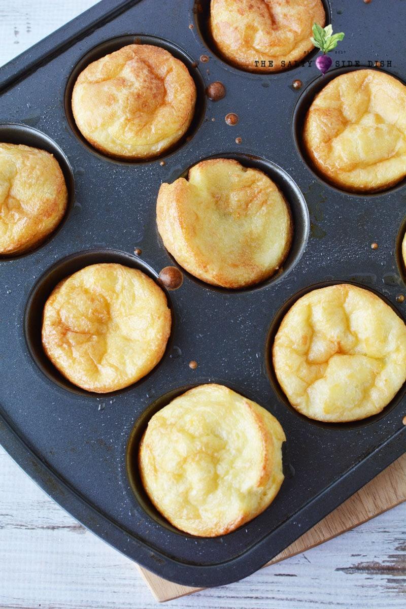Yorkshire Pudding Recipe