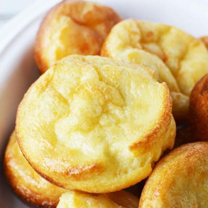 English Yorkshire Pudding Recipe