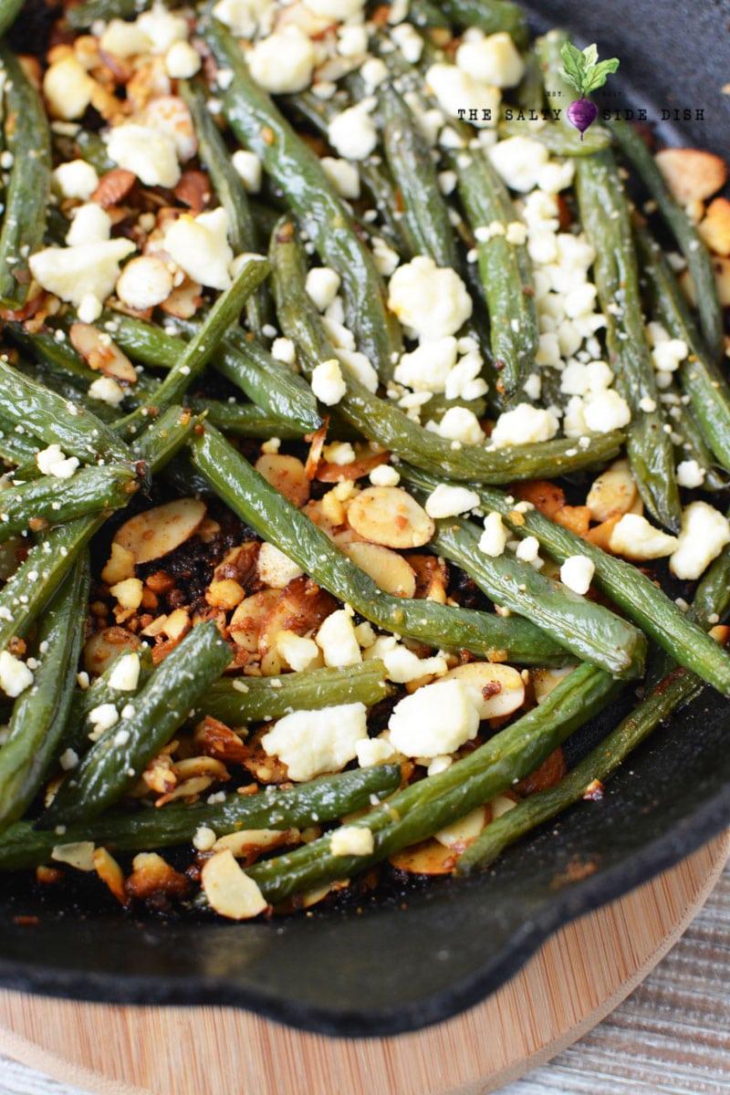 green beans almondine recipe