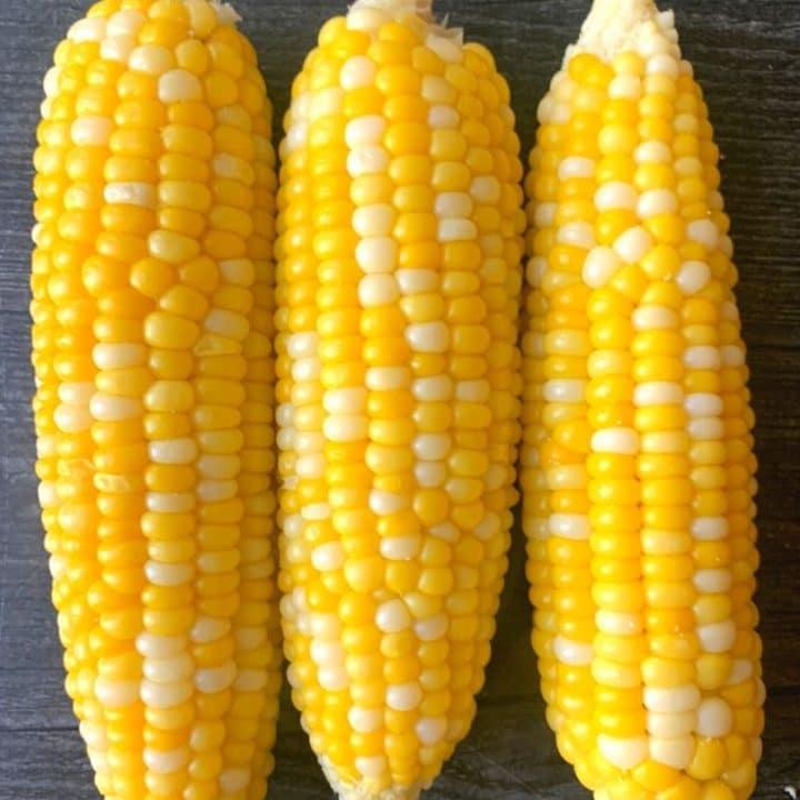 Pressure Cooker Corn on the Cob in Husks | Ninja Foodi