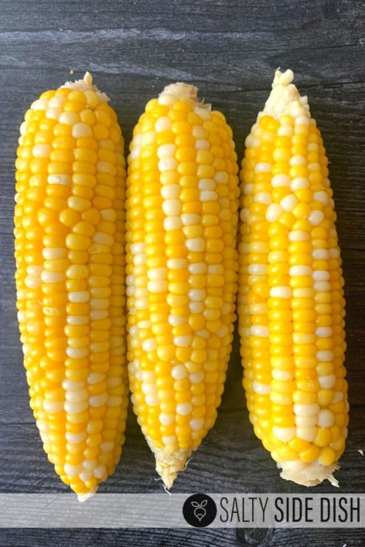 Pressure Cooker Corn on the Cob in Husks | Ninja Foodi