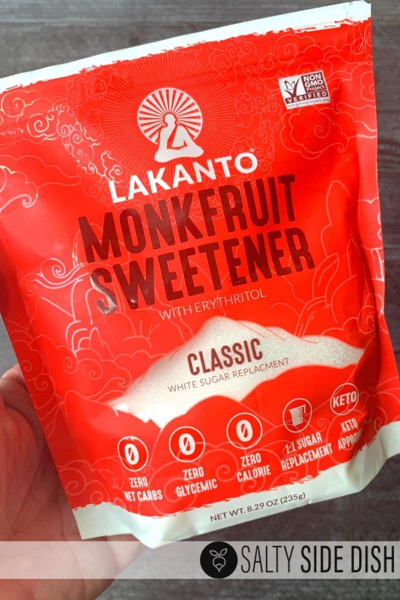 monkfruit sweetner
