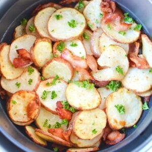 best air fried red potatoes