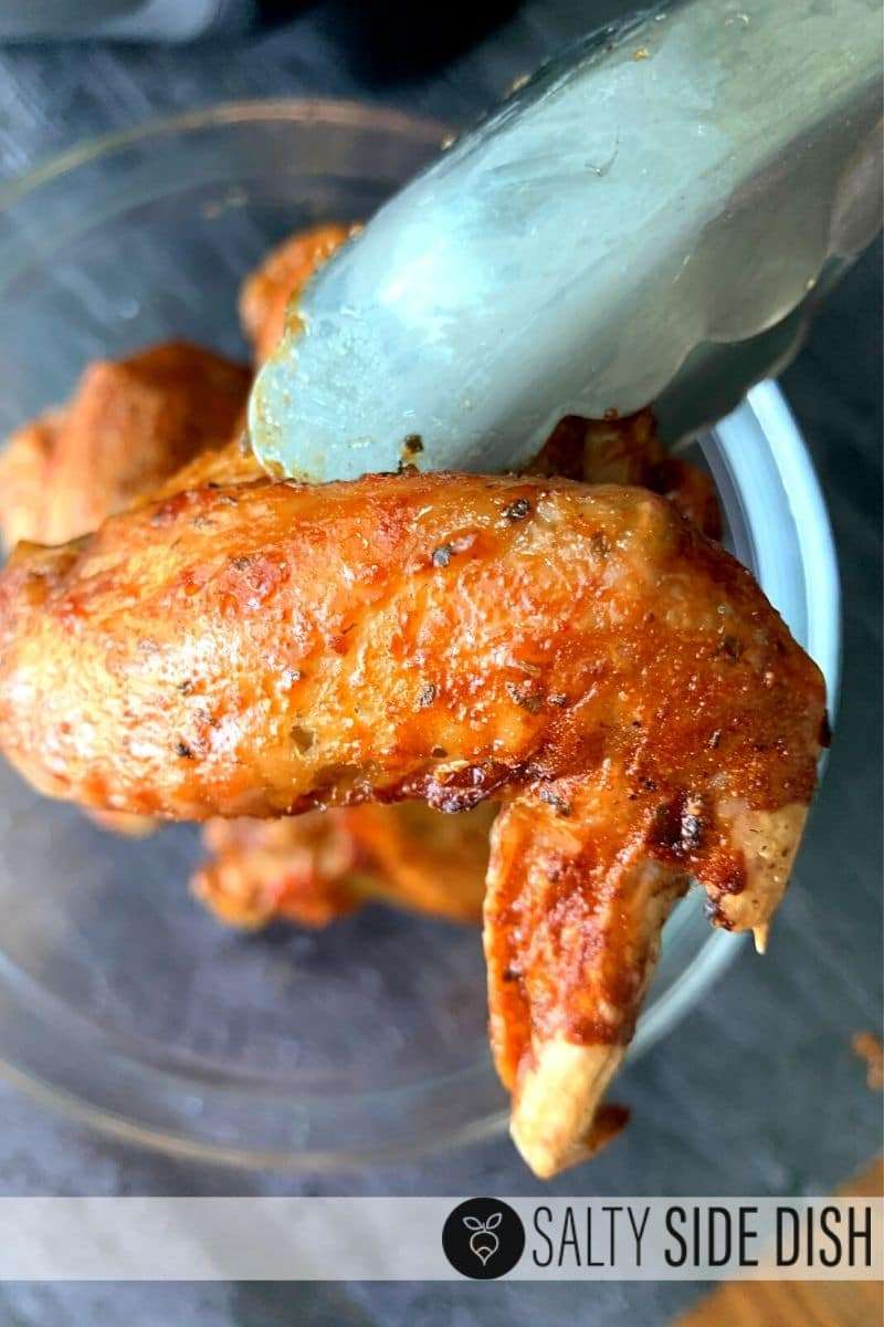 crispy air fryer marinate skin right out of the ninja foodi