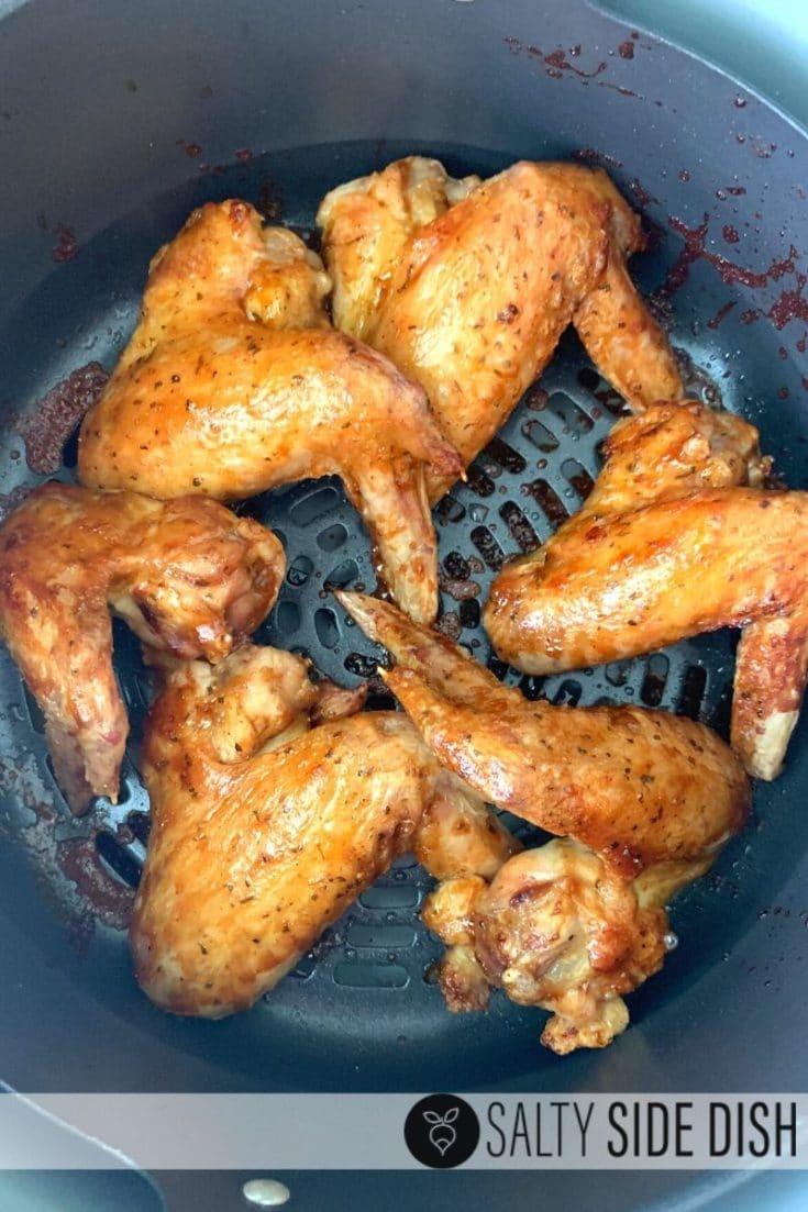Ninja Foodi Chicken Wings (Air Fryer)