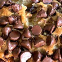 Chocolate Lovers Banana Bread Recipe