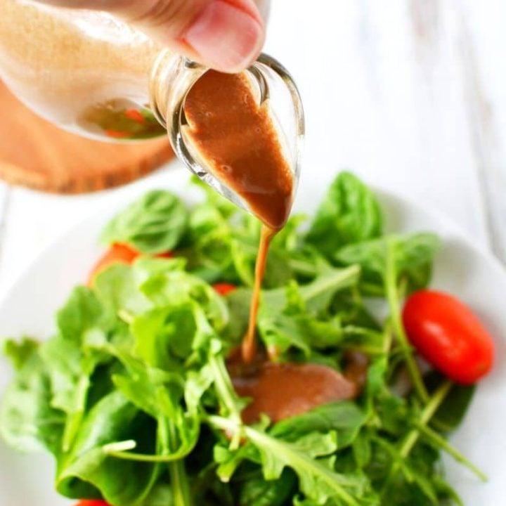 Honey Balsamic Vinaigrette Recipe