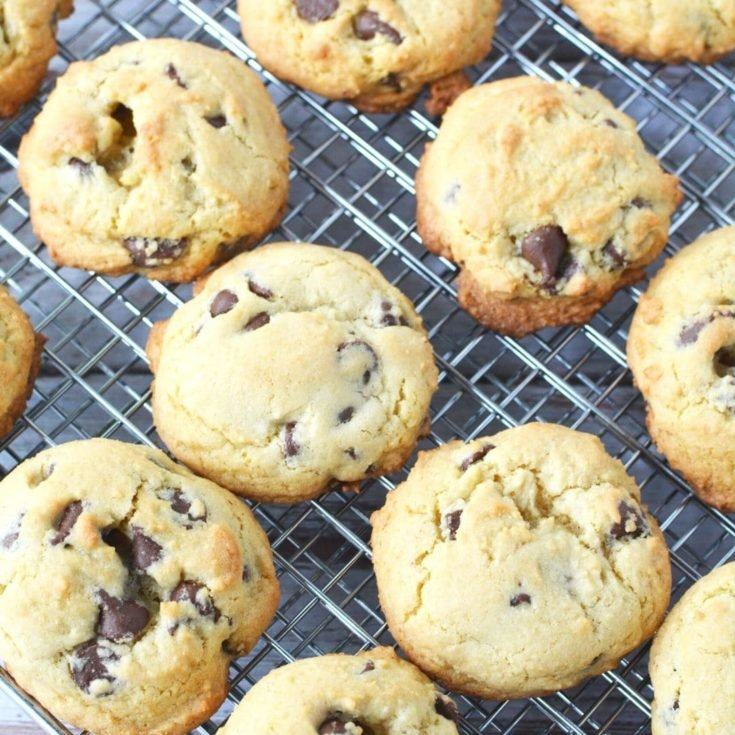 Levain Bakery Inspired Chocolate Chip Cookie Recipe