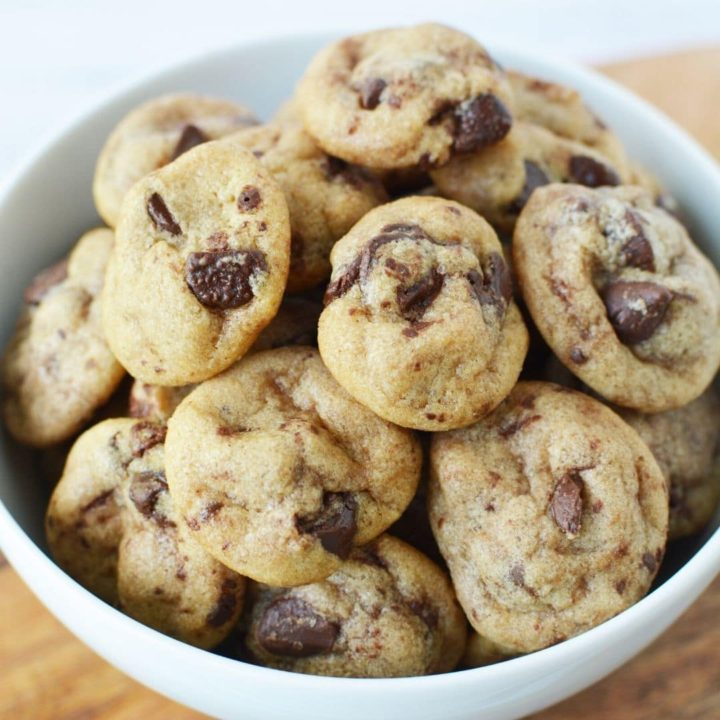 Teeny Tiny Mini Cookies Recipe
