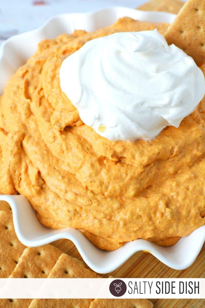 Pumpkin Fluff Recipe with Cool Whip Recipe