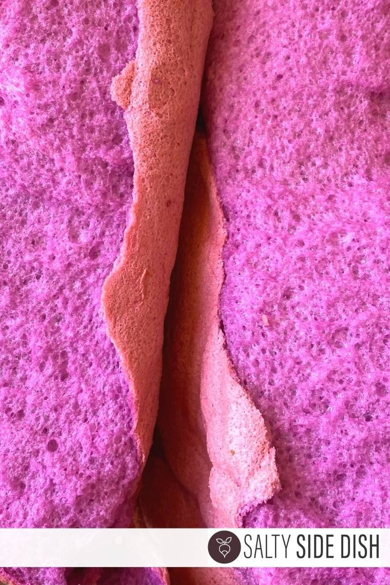 pink cloud bread
