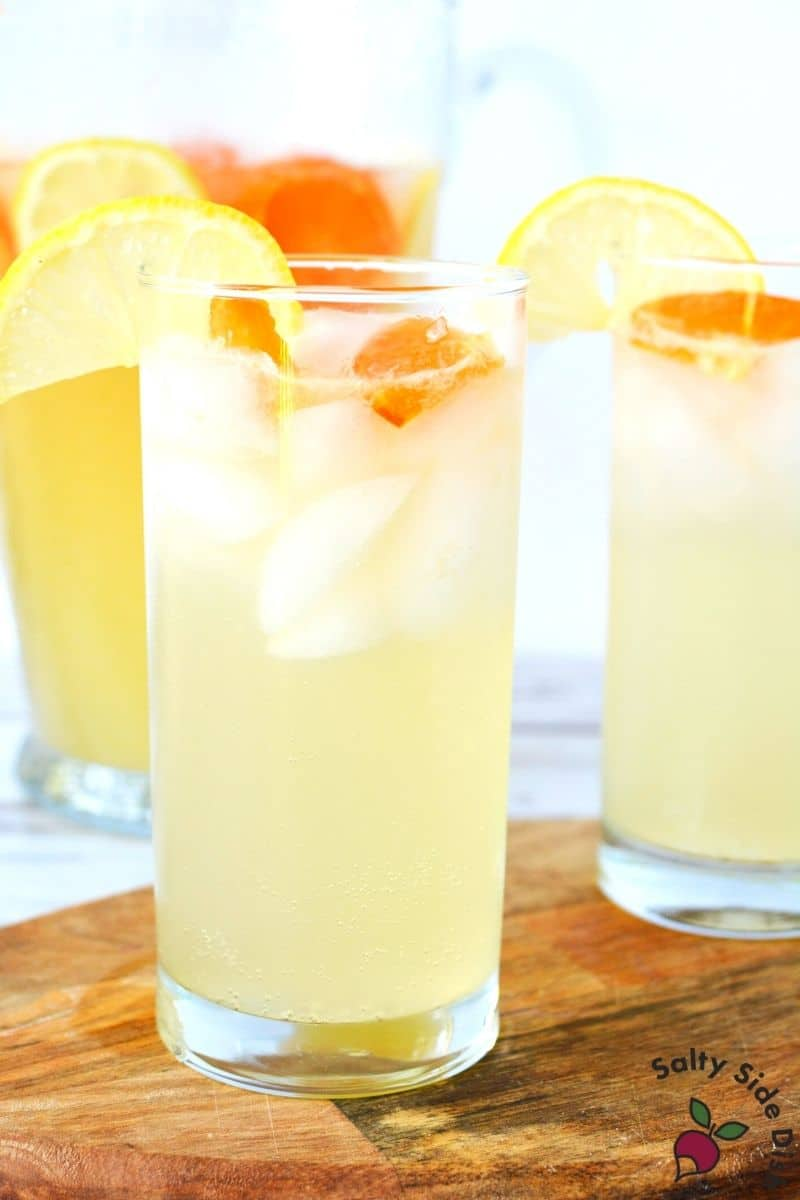 Sparkling Punch Variations for Recipes