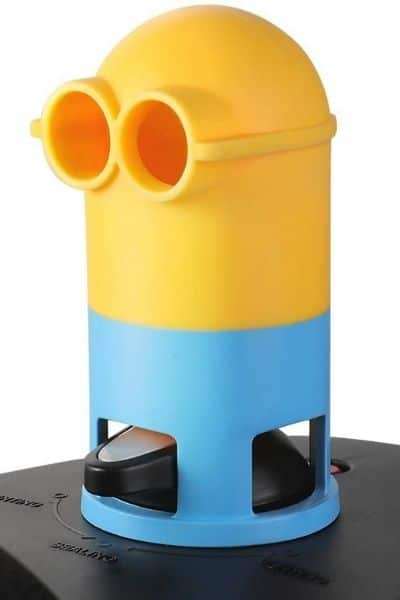 Minion Steam Diverter for the Ninja Foodi