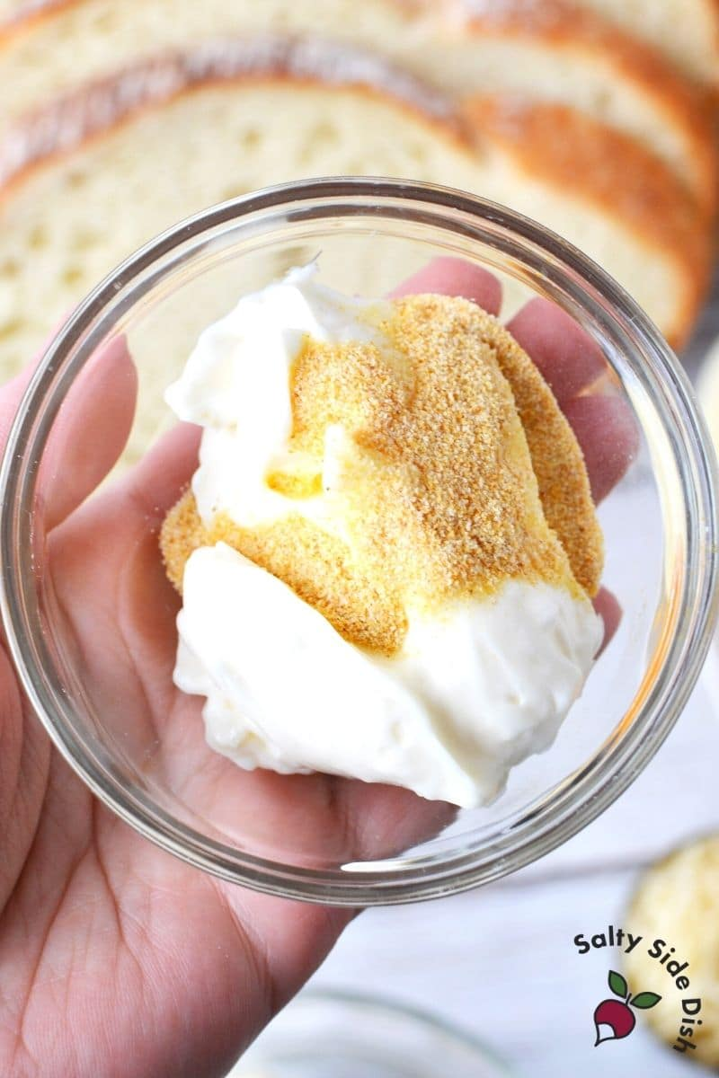 how to make creamy garlic mayo
