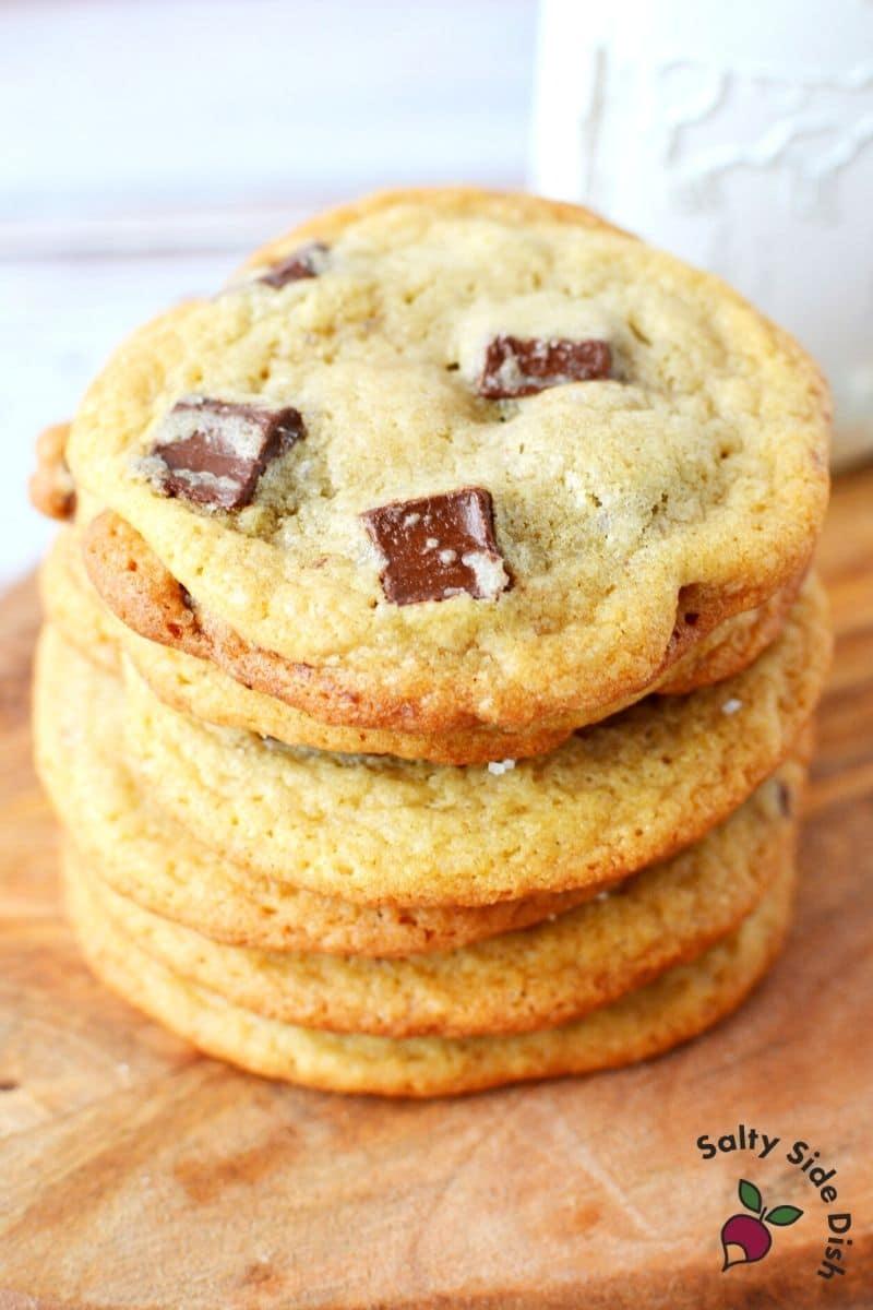 viral Brown Sugar Chocolate Chip Cookies recipe