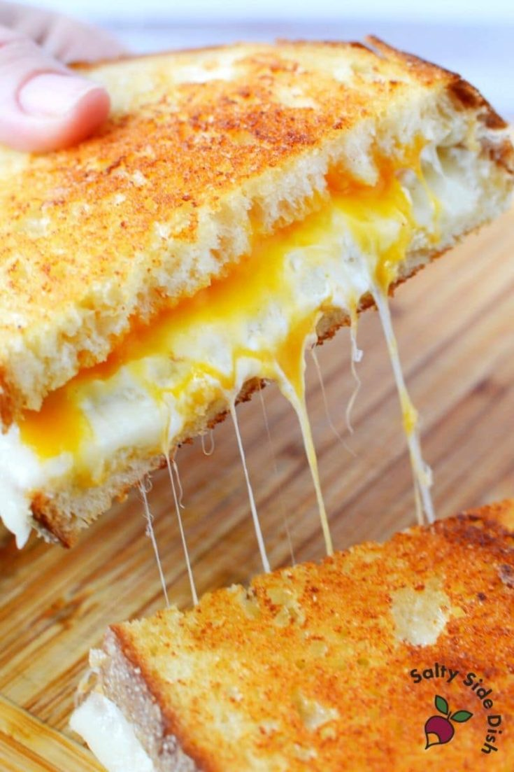 Disney Grilled Cheese Recipe