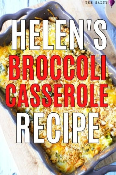 DORIS STOLE HELENS BROCCOLI RECIPE