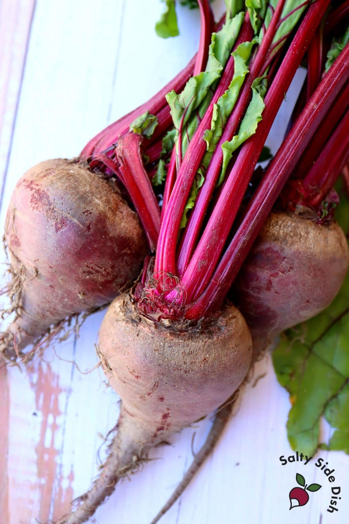 bunch of beets together