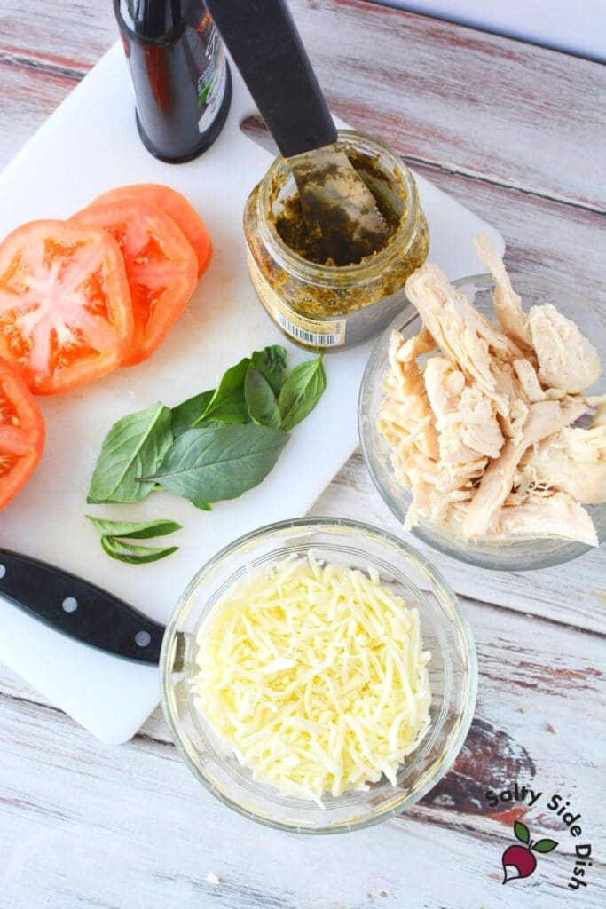 chicken panini ingredients