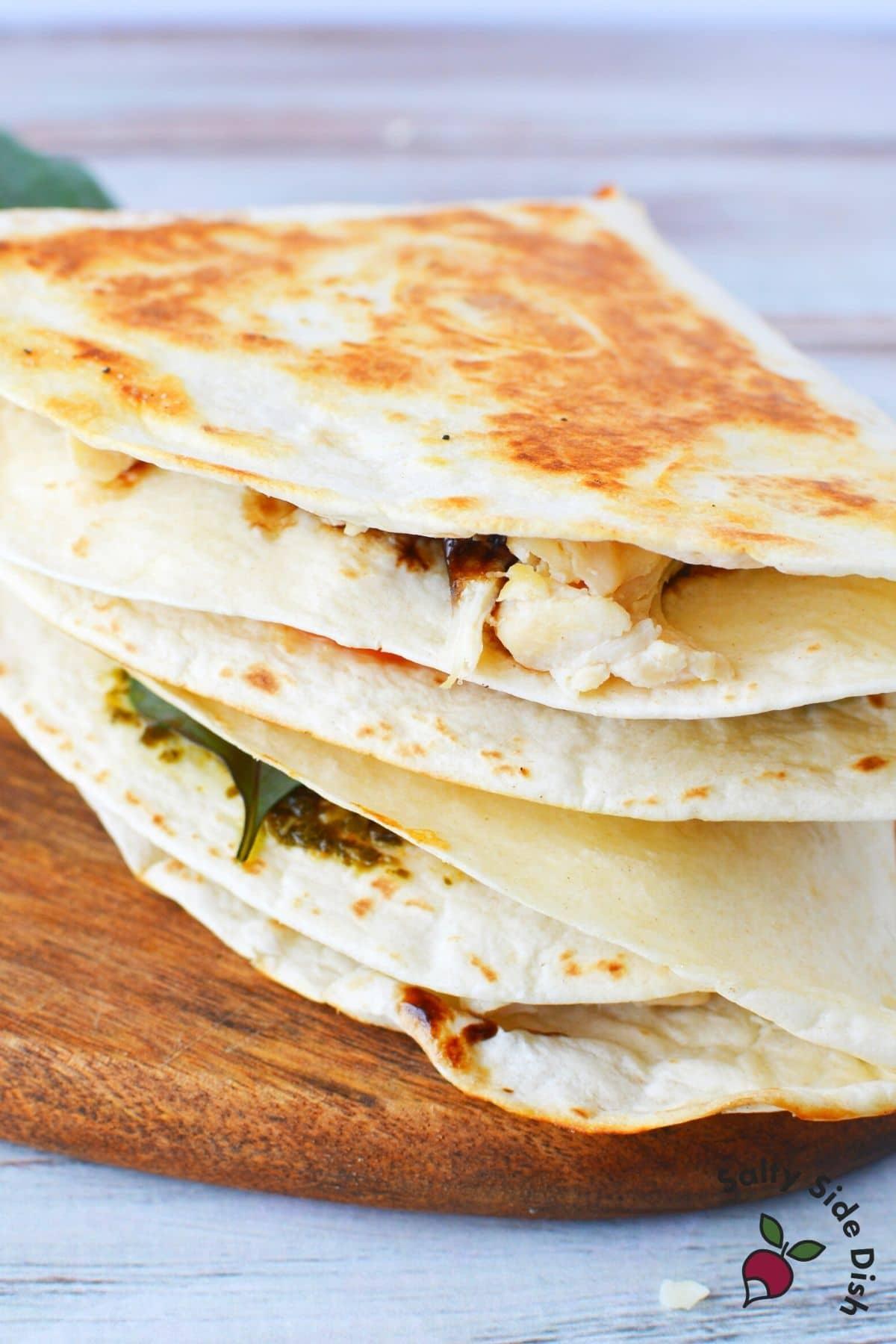 folded tortilla from tiktok viral trend