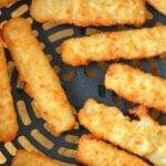 fish sticks in air fryer basket