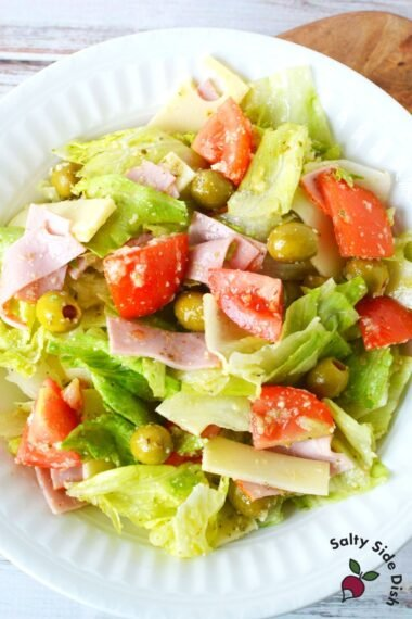 1905 salad in a bowl