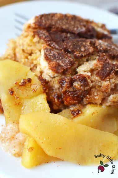 no oat apple crisp recipe