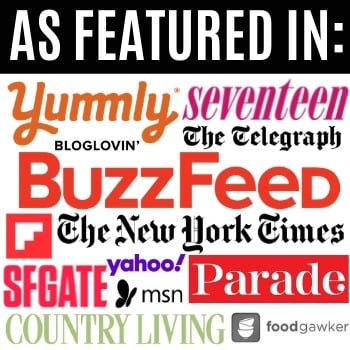 collage of featured logos from website publications
