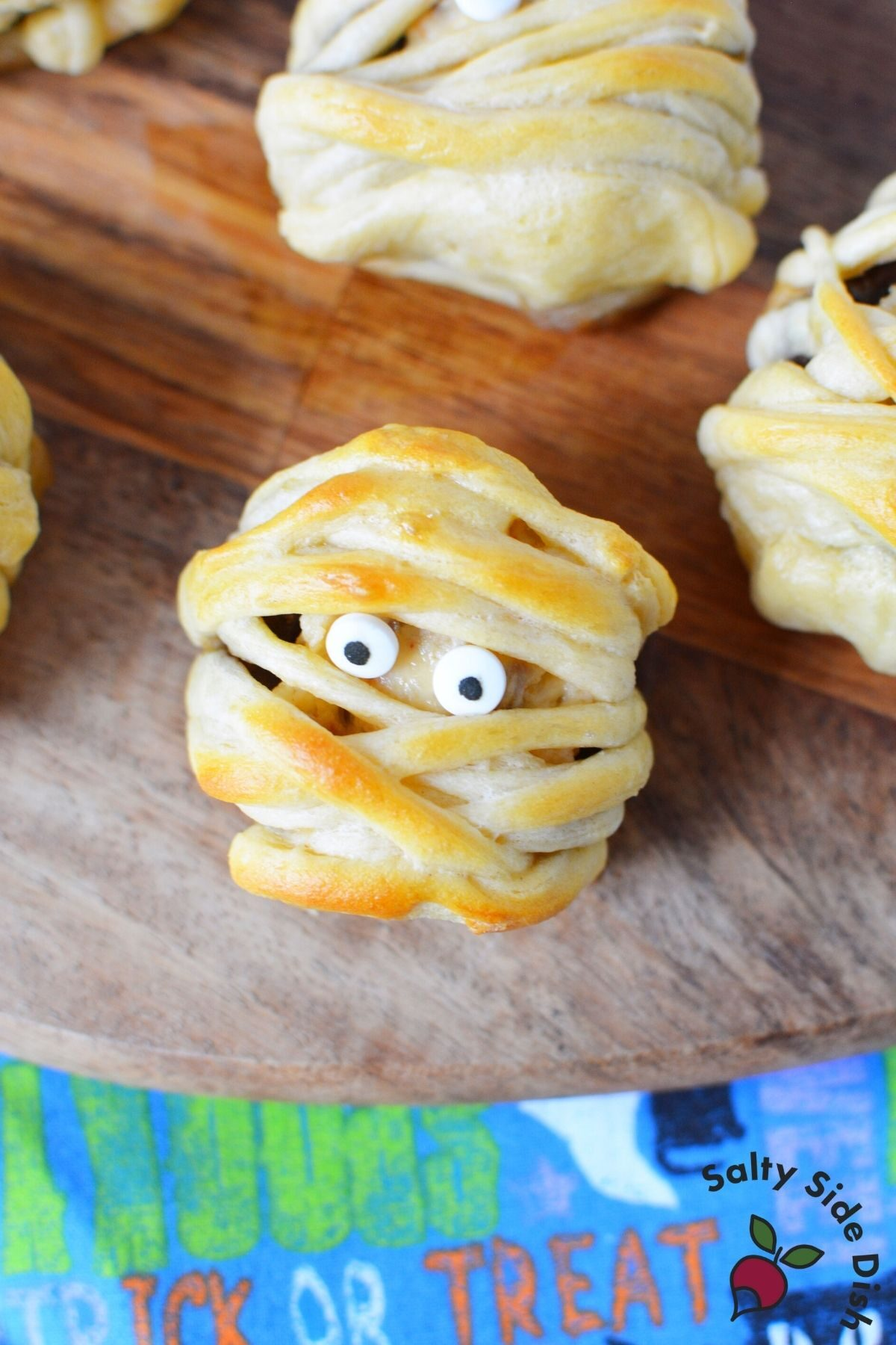 mummy mushrooms.