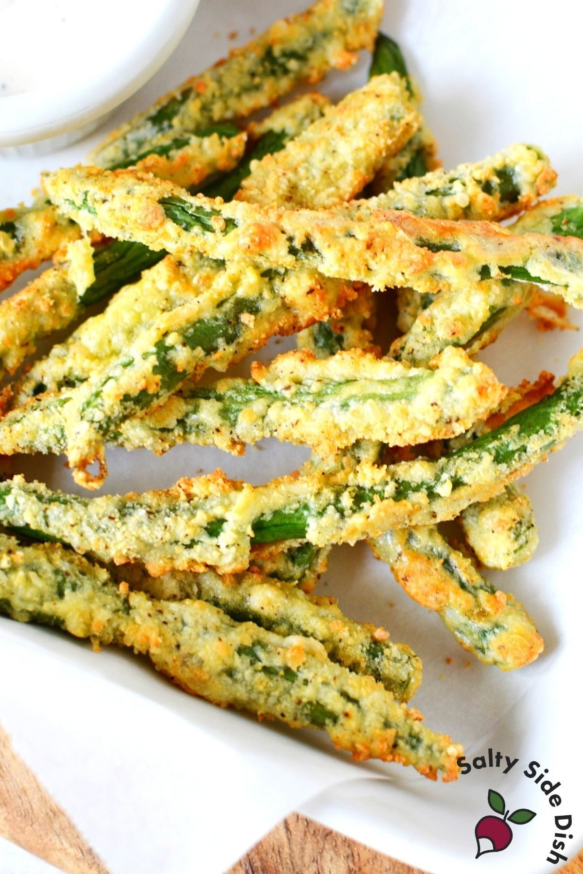 ninja foodi air fryer green beans.