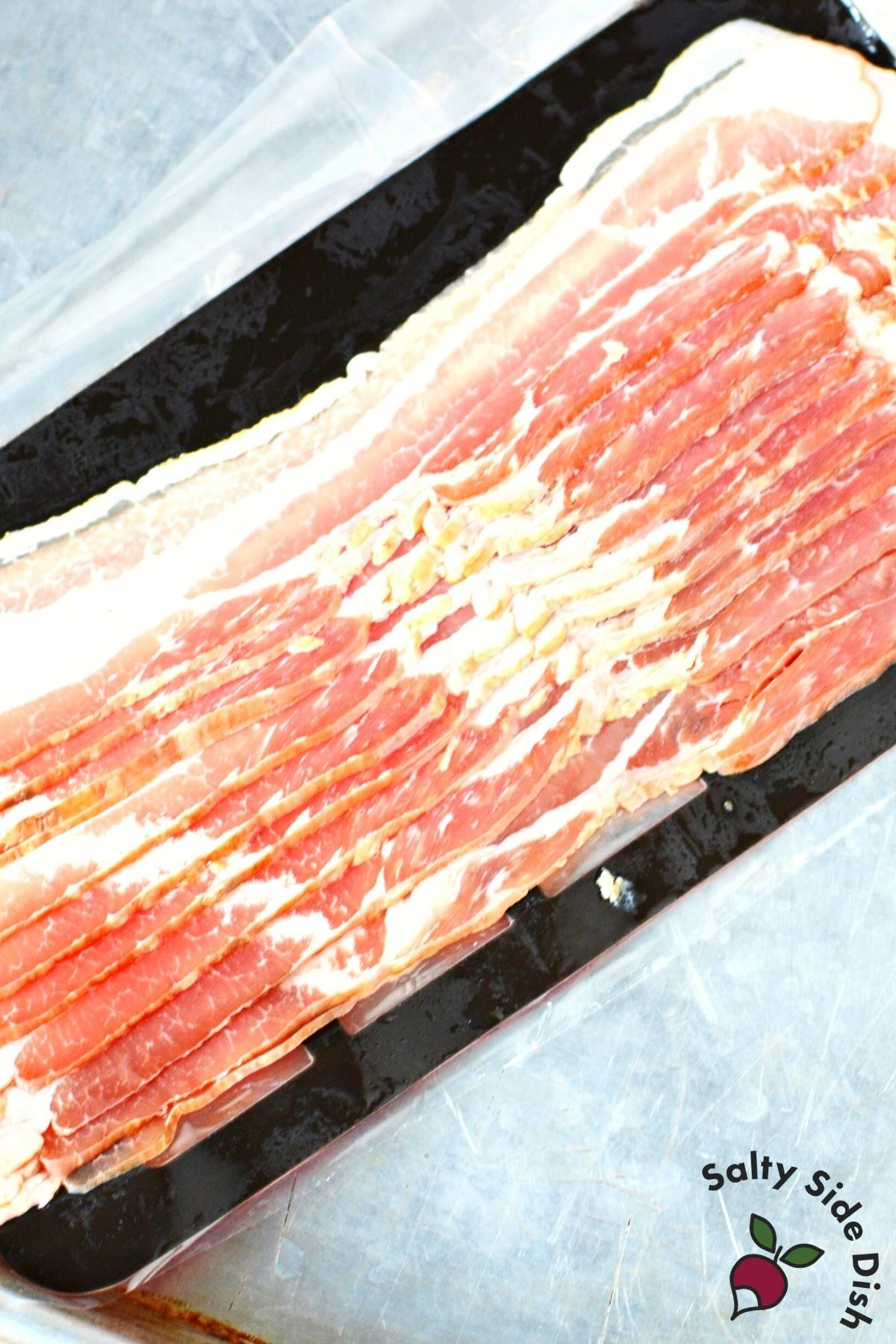 bacon package.